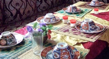 Moroccan Restaurant - Tangier, Morocco