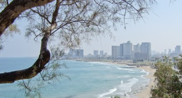 Mediterranean Sea - Tel Aviv, Israel