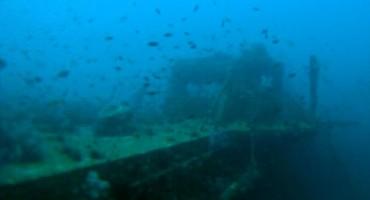 King Cruiser Wreck - Koh Phi Phi, Thailand