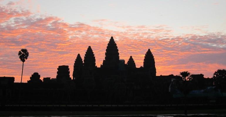 Angkor Wat Sunrise – Cambodia