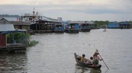 Floating Village – Tonle Sap Lake, Cambodia