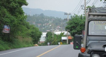 Power Lines - Koh Samui, Thailand