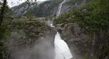Månafossen Waterfall - Stavanger, Norway