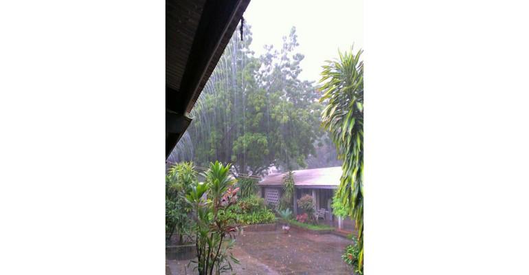 Rainy Season – Tamale, Ghana