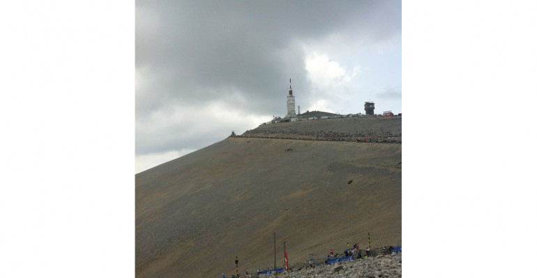 Tour de France – Mont Ventoux, France