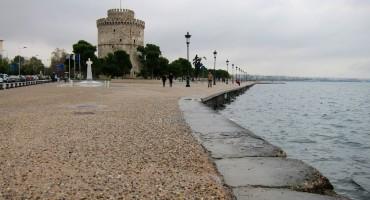 Aegean Sea – Thessaloniki, Greece