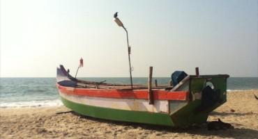 Alleppey Beach - Kerala, India
