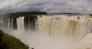 Devil's Throat - Iguazu Falls, Argentina