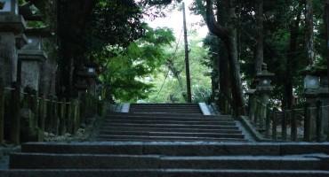 Hillside Temples - Nara, Japan