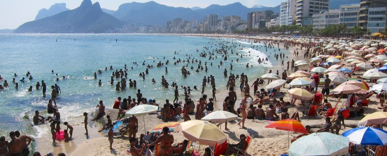Ipanema – Rio de Janeiro, Brazil