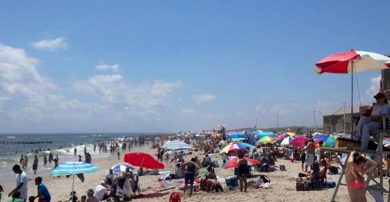 Jacob Riis Beach – New York, USA