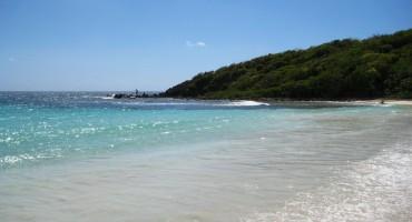 La Plata Beach - Vieques, Puerto Rico