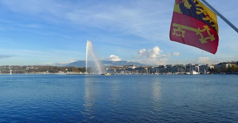 Lake Geneva – Geneva, Switzerland