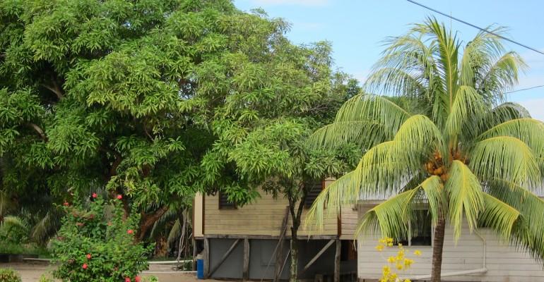 Football Practice - Dangriga, Belize