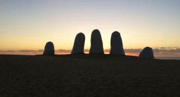 Punta del Este Sunset - Uruguay