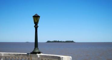 Río de la Plata - Colonia, Uruguay