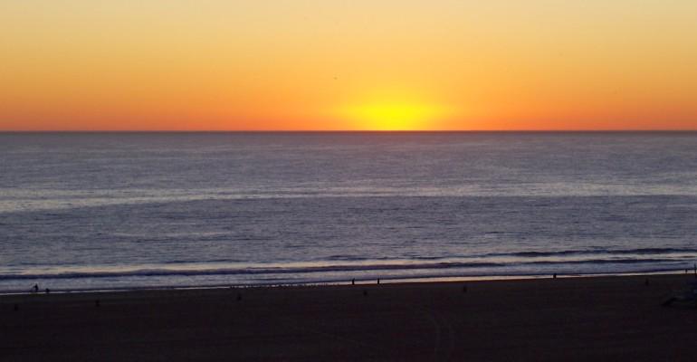 Santa Monica Beach – California, USA