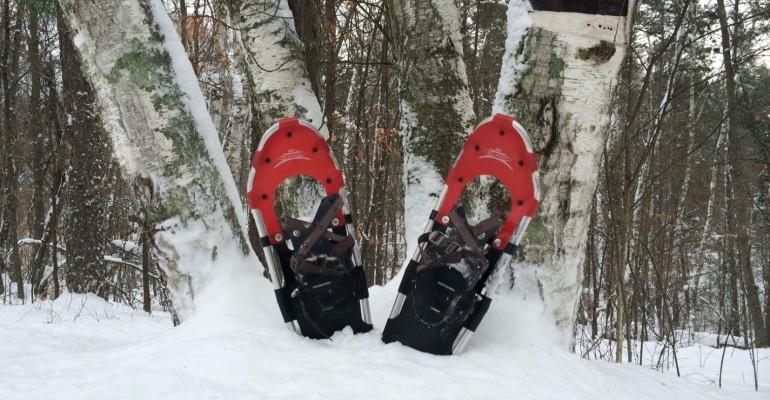 Snowshoeing – Minnesota, USA