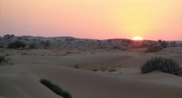 Thar Desert - Jaisalmer, India