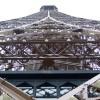 Atop the Eiffel Tower – Paris, France