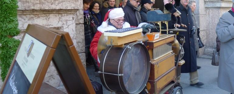 Bavarian Street Organ – Munich, Germany