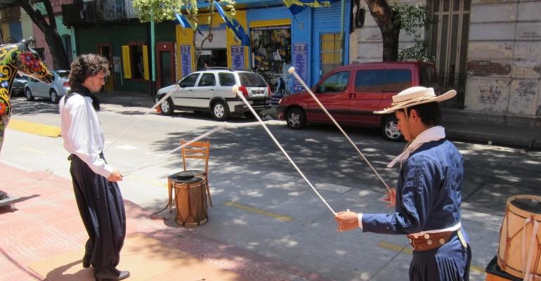 Boleadoras - Buenos Aires, Argentina