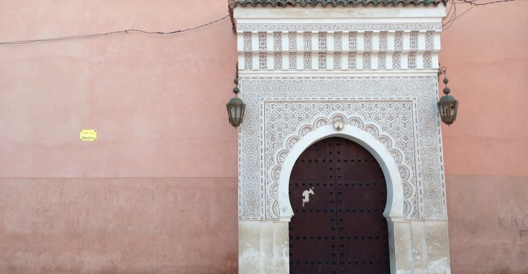 Call to Prayer - Marrakech, Morocco