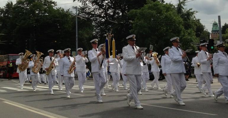 Changing the Guard Parade – Stockholm, Sweden
