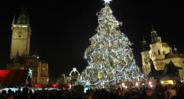 Christmas Market - Prague, Czech Republic