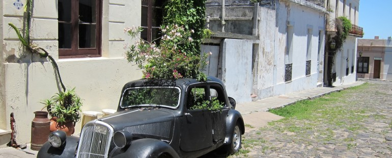 Colonia del Sacramento – Uruguay