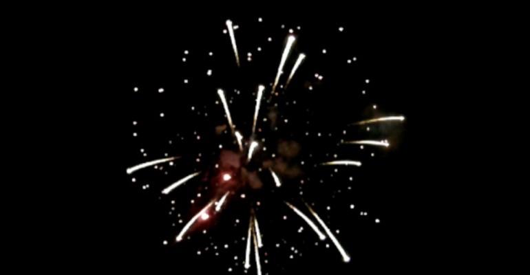Coney Island Fireworks – New York City, USA