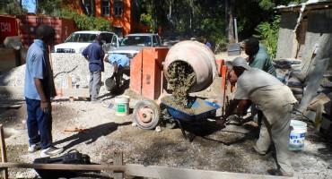 Construction – Port-au-Prince, Haiti