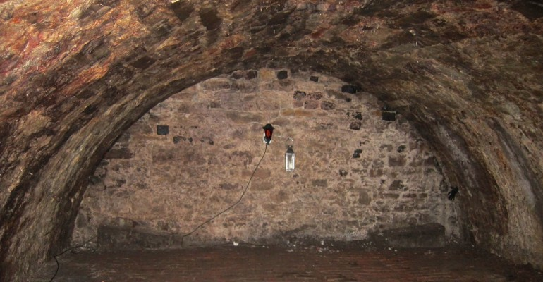 South Bridge Vaults – Edinburgh, Scotland