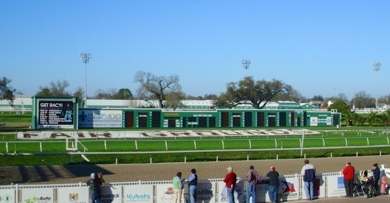 Fair Grounds Race Course – New Orleans, USA