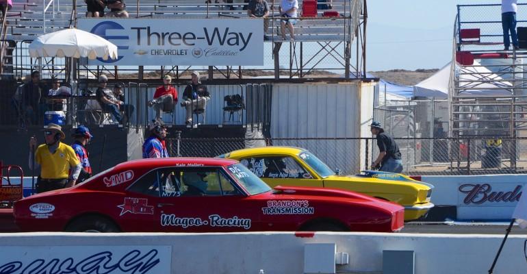 Famoso Raceway – California, USA