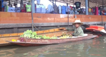 Floating Market - Ratchaburi, Thailand