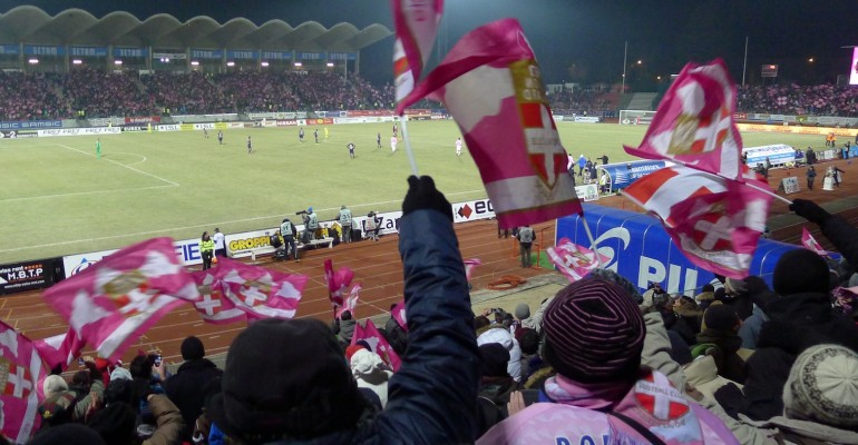 Football Match – Annecy, France