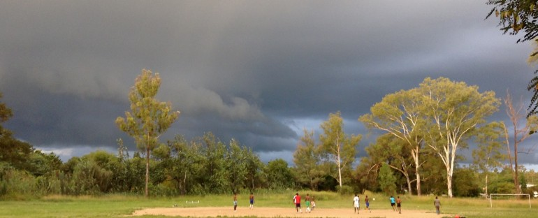 Football Match – Harare, Zimbabwe