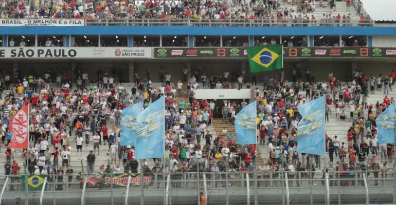 Formula One Race – São Paulo, Brazil