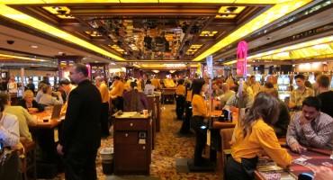 Golden Nugget Casino Floor – Las Vegas, USA