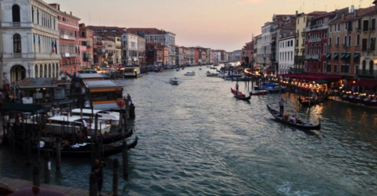 Grand Canal – Venice, Italy