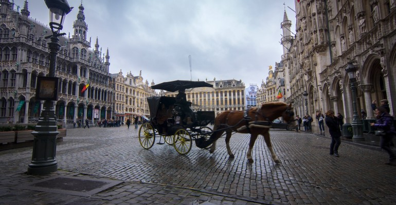 Grand Place – Brussels, Belgium