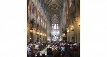 Gregorian Chant - Paris, France