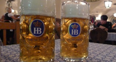 Hofbräuhaus – Munich, Germany