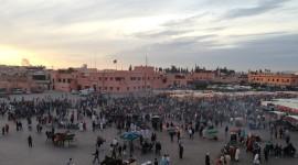 Jemaa el-Fnaa – Marrakech, Morocco
