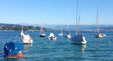 Lake Zurich - Zurich, Switzerland