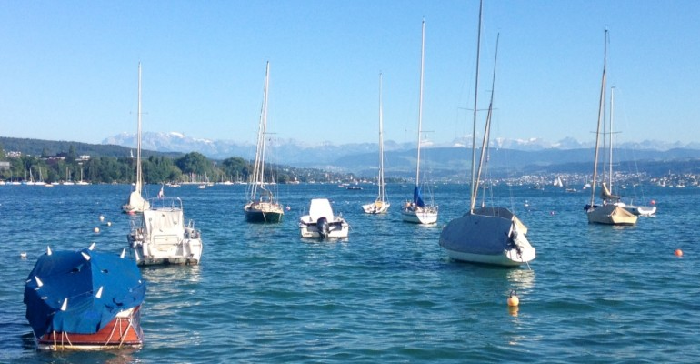Lake Zurich – Zurich, Switzerland