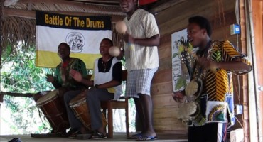 Lebeha Drumming Center - Hopkins, Belize