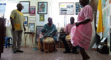 Luba Garifuna Museum - Belize City, Belize