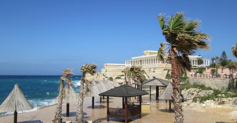 Mediterranean Sea – St. Julian's, Malta